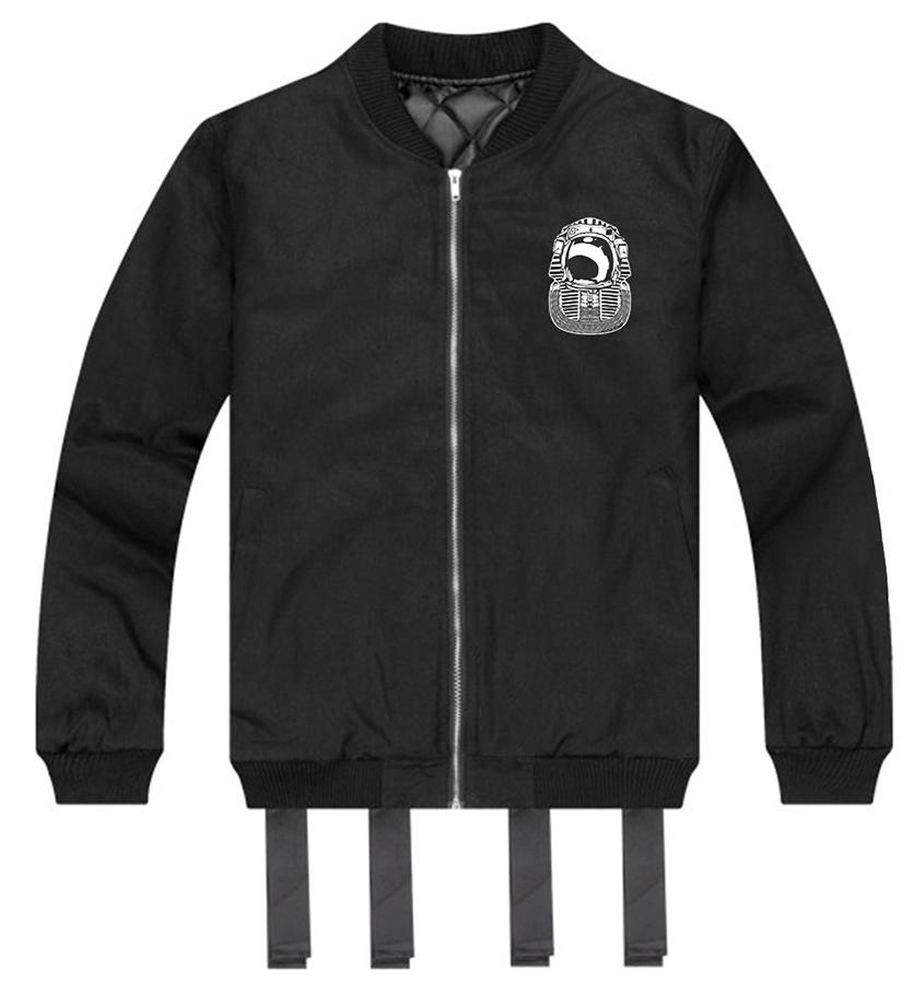 Jacket space pharaoh_blk
